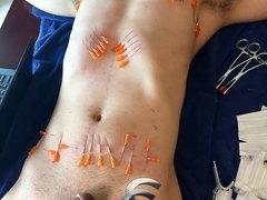 Piercing Nipples