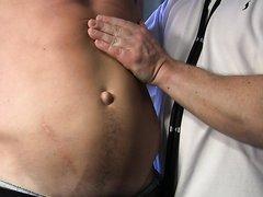Wrestler's physical exam - 1
