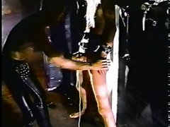 Leather Pig Torture 5