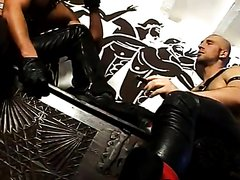 Leather Fuck - video 7