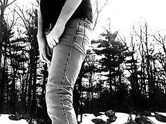 Winter pants mess
