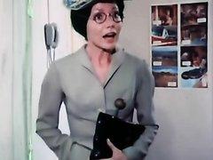 Retro pissing video