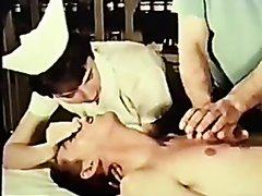 Vintage Male CPR
