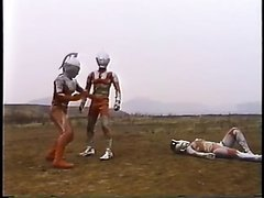 Ultraman in peril