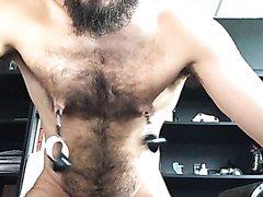 Hairy nipples 1