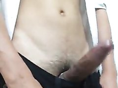 Asian Guy Cumming