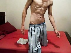 SKINNY ATHLETIC MUSCLE - video 54