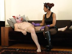 Rubber Boots and Gloves - video 2