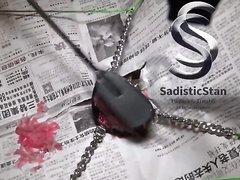 Ball torture - video 5