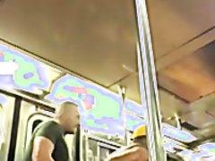 Sexo no metro
