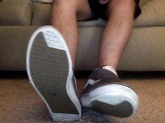 Nike Sock Tease