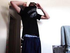 SKINNY ATHLETIC MUSCLE - video 135