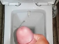 Went to my Friends House and Cummed after 6 Days Withot Cumm
