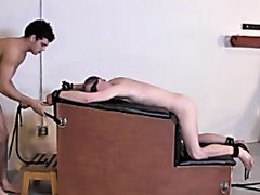 new twink getting prepared for bdsm part8-face fucked- next week ass fucked