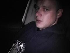 sucking a guy in his car II
