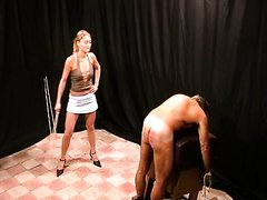 Hard Whipping - video 3