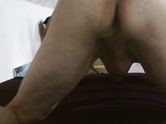 shitting in bed - video 3
