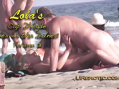 !!nudist beach with good fucking!!