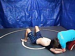 Wrestling boys - video 2