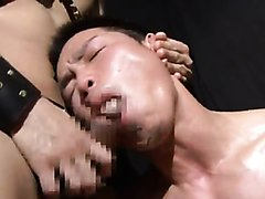 japanese gagging and drinking piss