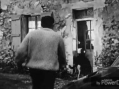 Alain Delon and his Sweater