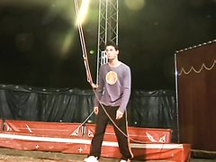 Raw Circus Performers
