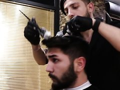 Barber forced customer to shave his head 2