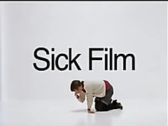 Girl Vomiting Art Film (small amt. of Puke)