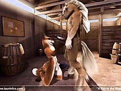 Fox in the Stable