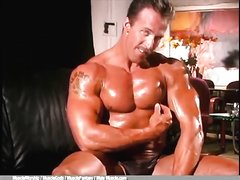 Can anyone ID this bodybuilder / stripper hunk?