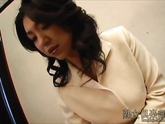 Japanese Housewife Pees Herself