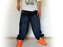 Ripping Kani Baggy and Bball Shorts