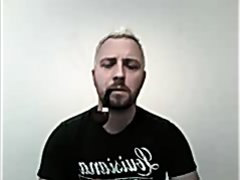 Bearded Blond's first pipe vid