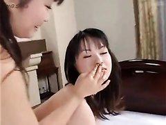japanese lesbians scat