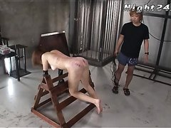 N24 Slave Whipped Hard and Fucked (Part II)