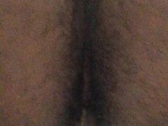 Hairy ass shitting - video 5