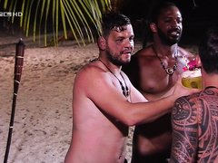 NAKED ON THE ISLAND TV SHOW PART 9