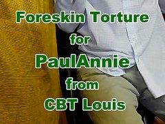 Foreskin Needle Torture V2