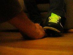 Nike Teen Soccer Cleat Worm/Finger Crush