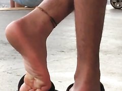 Spy Male Feet 8