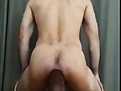 gay slave, muscle fag pussy open