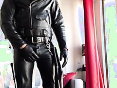 fully geared up leather stud