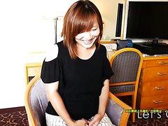 ... PPV 923620 mãe solteira de grávida de 8 meses de Kansai esguichando mac