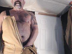 bear piss bibs redneck