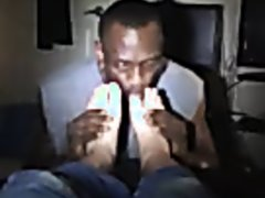masters feet worship - video 72