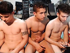 BUNCH OF ARGENTINIAN GUYS NAKED