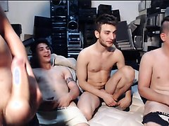 BUNCH OF ARGENTINIAN GUYS NAKED 4
