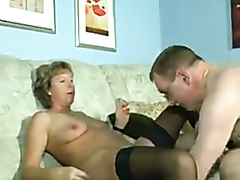 Compilation of horny grannies in hardcore action