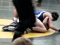 Jock Wrestler Broken and Humiliated
