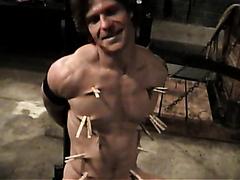 Tough Man Bondage